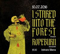 DIY Live: I Stared Into the Forest / Ropeburn