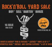 Rock'n'Roll Yard Sale