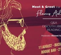 Meet and Greet: Flavius Ardelean
