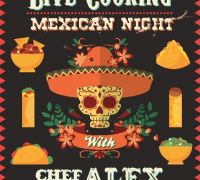 Live Cooking Mexican Night
